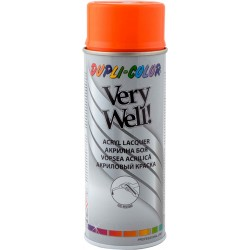 TEM SPRAY ACRIL VERY WELL 400ML PORTOCALIU PUR 2004/379990