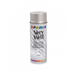 TEM SPRAY ACRIL VERY WELL 400ML 9006/379982 ARGINTIU