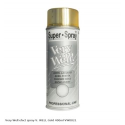 TEM SPRAY ACRIL VERY WELL 400ML 00210/380051 AURIU