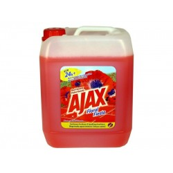 OVM AJAX MULTI-SURFACES 5L RED FLOWERS