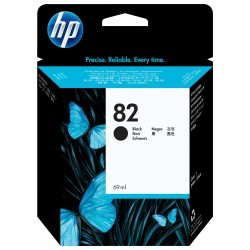 CARTUS HP 82 BK 69ML