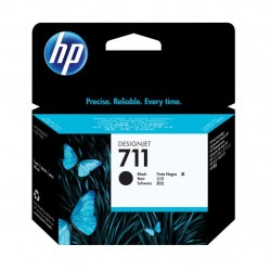 CARTUS HP 711 BK 80ML