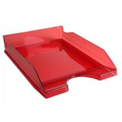 EX TAVITA PLASTIC 12324D ROSU INCHIS/TRANSPARENT