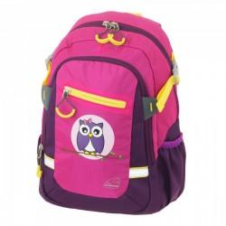 SCH GHIOZDAN WALKER KIDS, OWL, PINK 49444-054