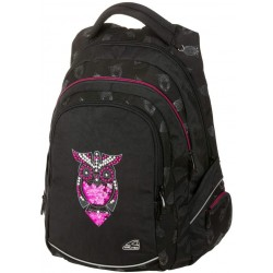 SCH RUCSAC SCOLAR WALKER FAME BLACK NIGHT OWL 42035-080
