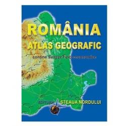 LEG ATLAS GEOGRAFIC ROMANIA AG12