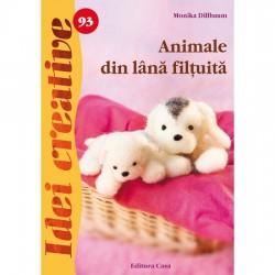 ED ANIMALE DIN LANA FILTUITA 451