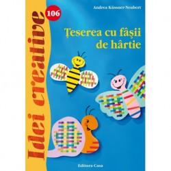 ED TESEREA CU FASII DIN HARTIE 680