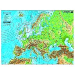 EDA HARTA EUROPEI 120*160