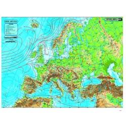 EDA HARTA EUROPEI 70*100
