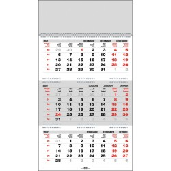 LEC CALENDAR PERETE TRIPTIC 2021 CA143236