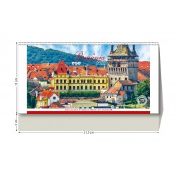 Lec Calendar Birou Romania 2022 Ca143231