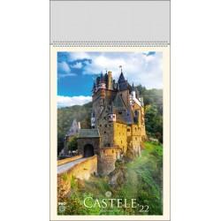 Lec Calendar Perete Castele  2022 Ca143258